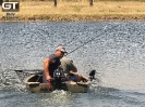 Johann - Fetching a snagged fish